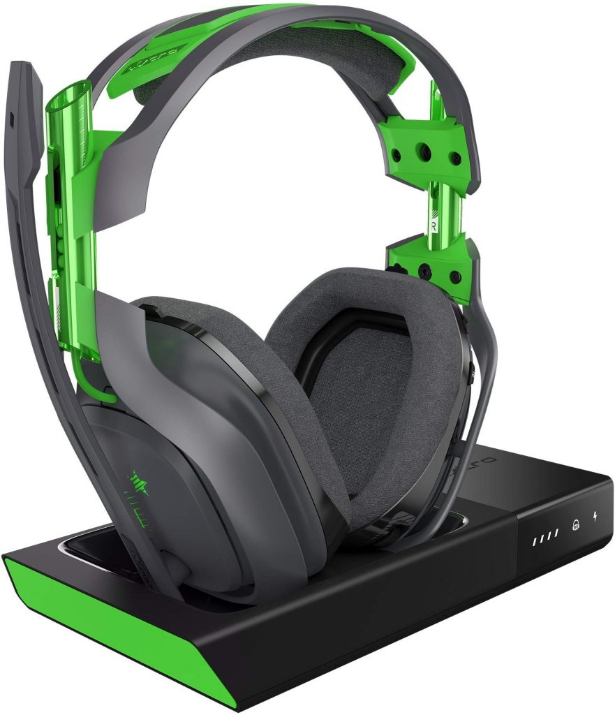 Astro A50 With Xbox Adapter - BillLentis.com