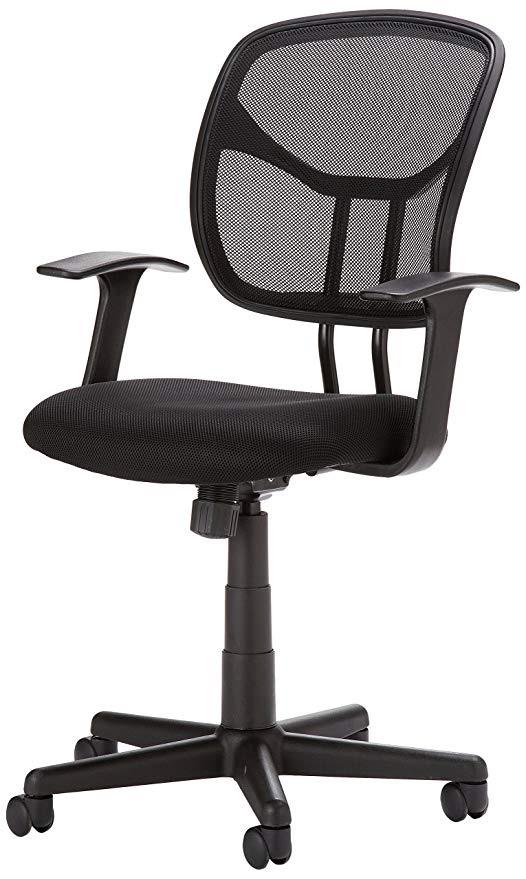 Amazon Basics Mid-Back Mesh Chair - BillLentis.com
