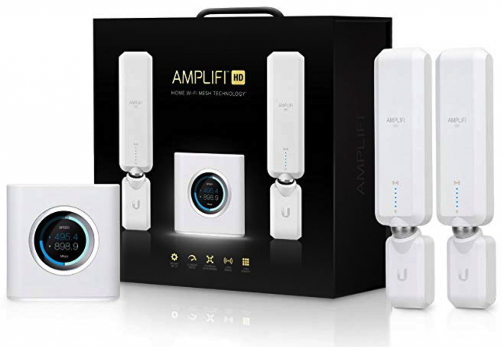 AmpliFi HD Wireless Router 1 - BillLentis