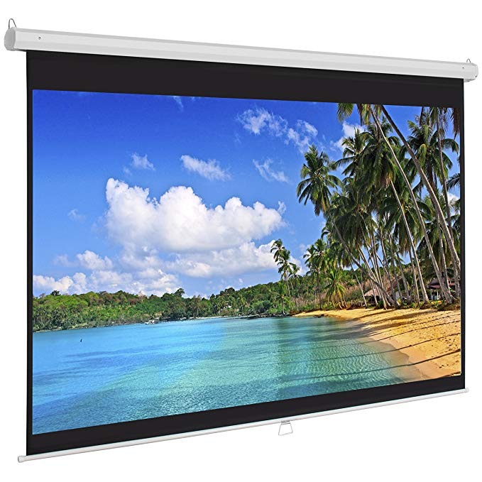Best Choice Products Manual 119″ Projector Screen - BillLentis.com