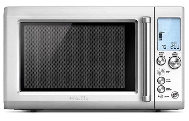 Breville Quick Touch BMO734XL Microwave Oven - BillLentis.com