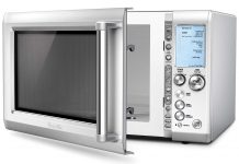 Breville Quick Touch BMO734XL Microwave Oven - BillLentis.com