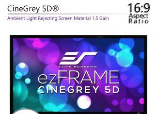 Elite Screens EZFrame Series 120″ - BillLentis.com