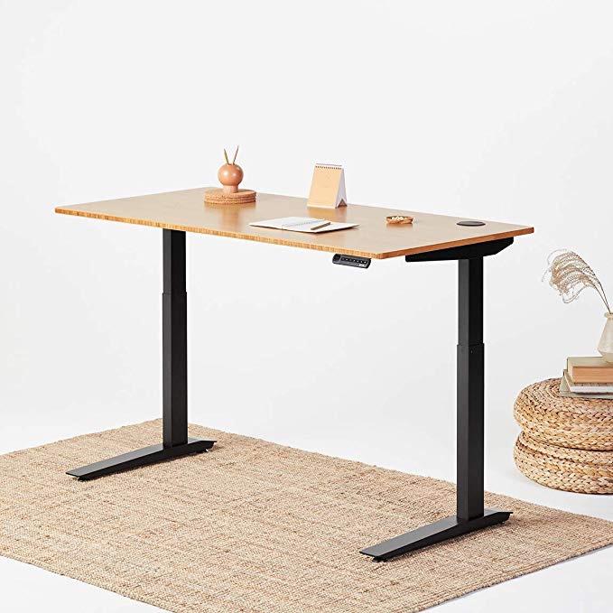 Fully Jarvis Bamboo Standing Desk - BillLentis.com