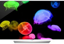 LG Electronics 65EF9500 Flat 65-Inch 4K Ultra HD Smart OLED TV