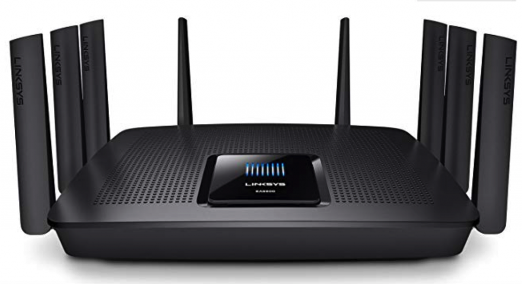 Linksys EA9500 Tri-Band Wireless Router 1 - BillLentis.com