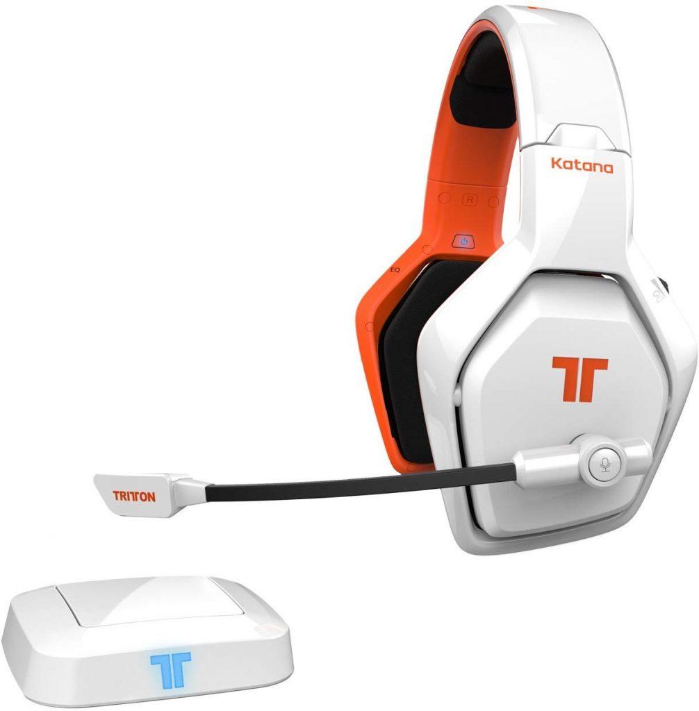 Mad Catz TRITTON Katana HD 7.1 Wireless Headset - BillLentis.com
