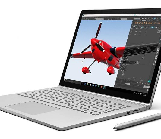 Microsoft Surface Book - BillLentis.com