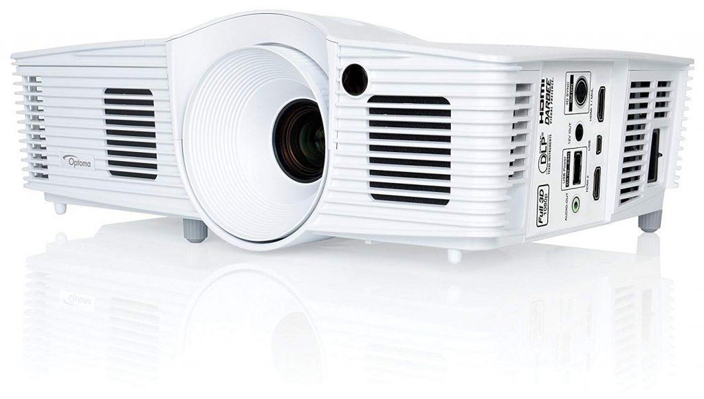 Optoma HD28DSE Projector - BillLentis.com
