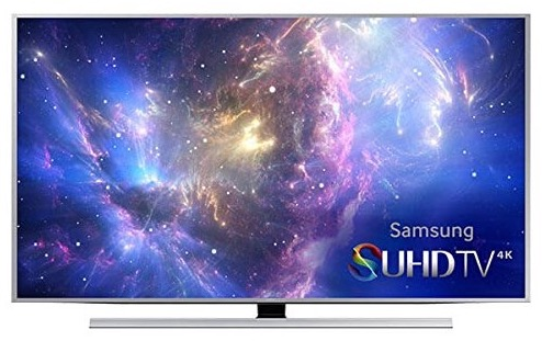 Samsung UN65JS8500 65-Inch 4K Ultra HD 3D Smart LED TV