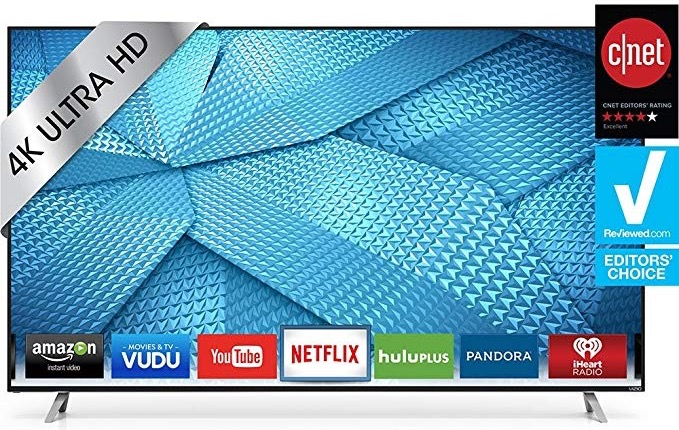 VIZIO M65-C1 65-Inch 4K Ultra HD Smart LED TV
