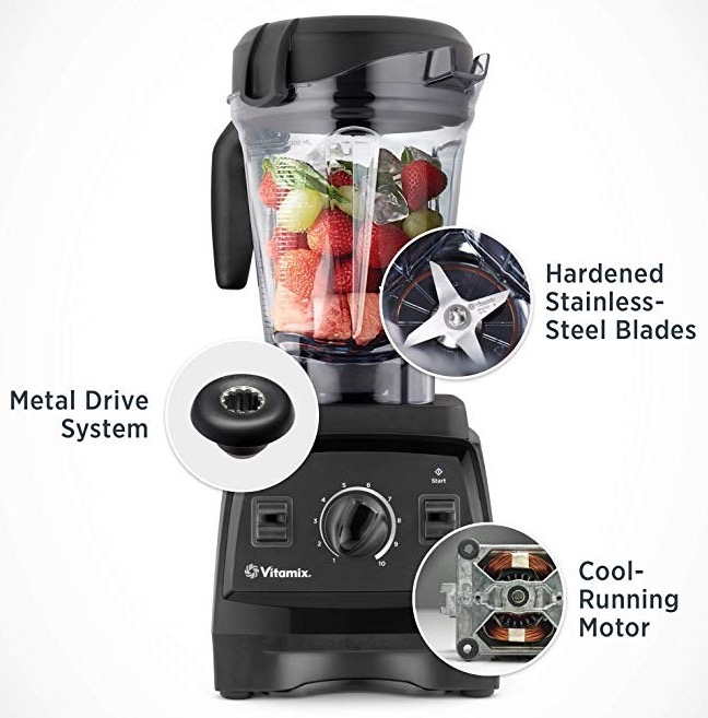 Vitamix 7500 Blender - Bill Lentis