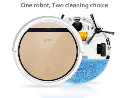 iLife V5s Robot Vacuum And Mop - BillLentis.com