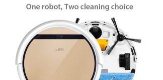 iLife V5s Robot Vacuum And Mop - BillLentis.com