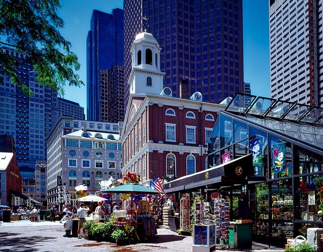 Boston Faneuil Hall - BillLentis.com