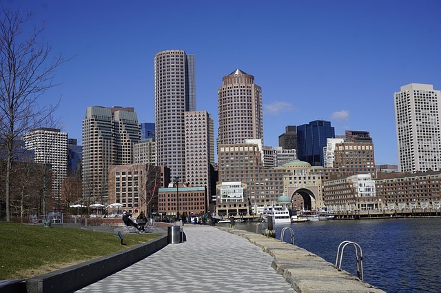 Boston - Get In Touch With Nature - BillLentis.com