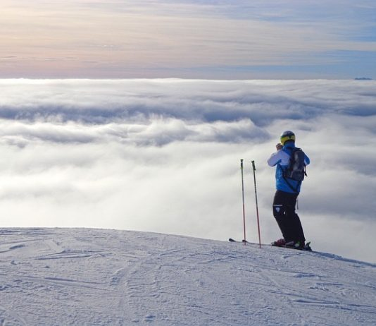 How Skiing Infuses Enthusiasm:Interest In Life - BillLentis.com