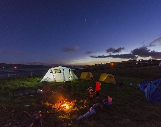 Reasons Of Why One Should Try Living In A Tent - BillLentis.com