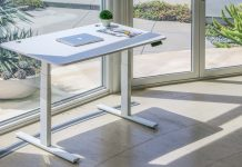 Autonomous Smart Desk - BillLentis.com
