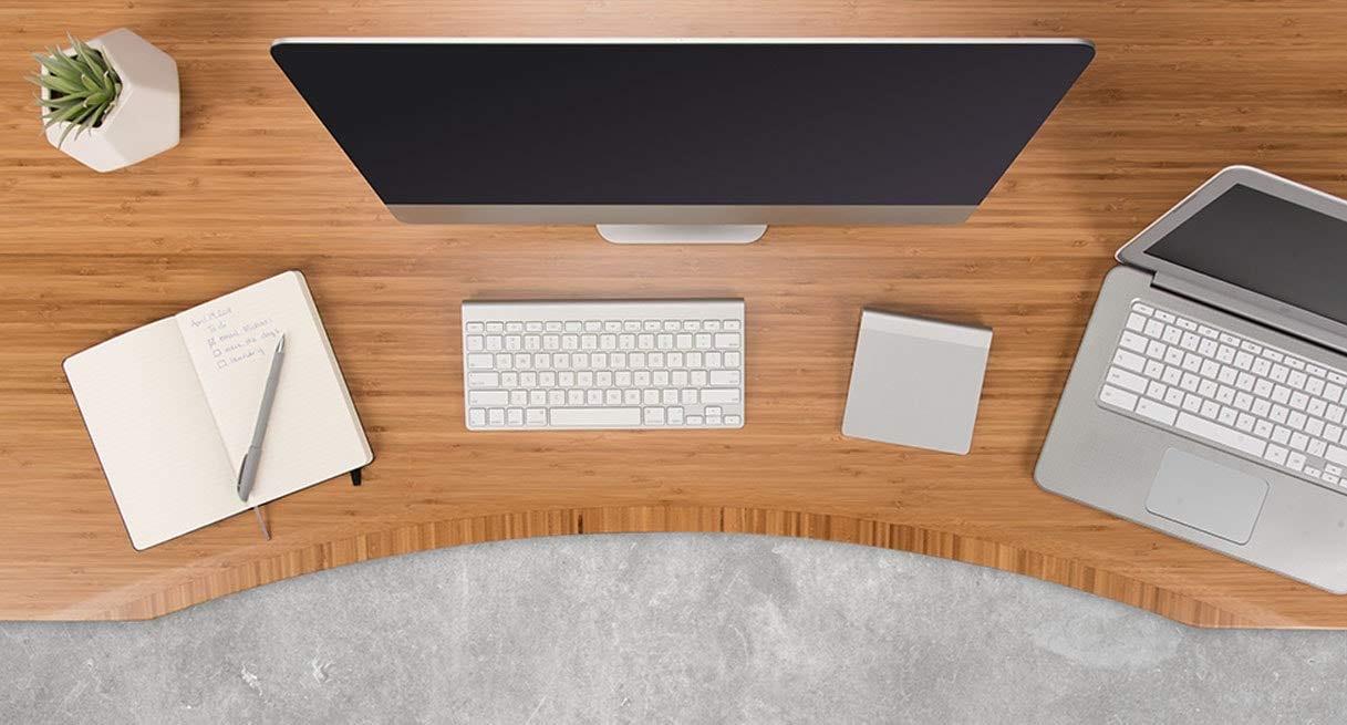 Picture of: Best Bamboo Standing Desks Bill Lentis Media