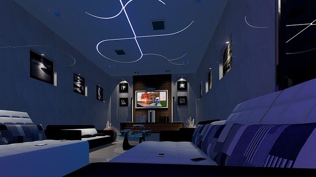 Home Projector VS LED TV - BillLentis.com