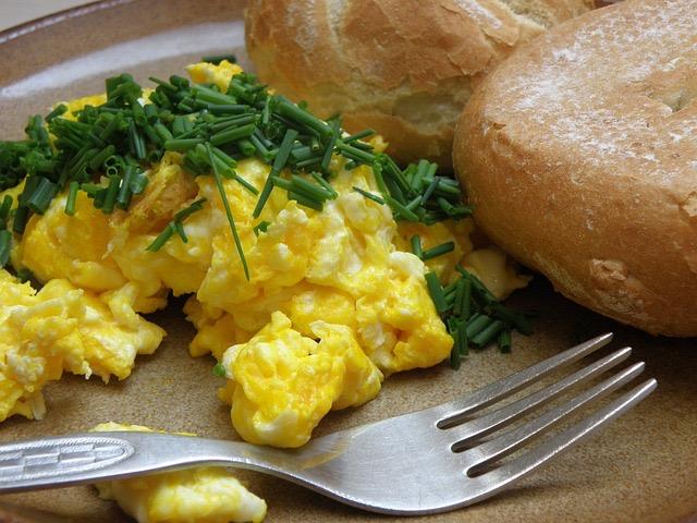 How Microwave Scrambled Eggs - BillLentis.com