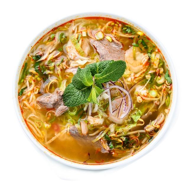 Best Noodles In Boston, MA - Bill Lentis Media