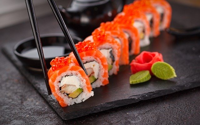 Best Sushi Restaurants In Boston, MA - Bill Lentis Media