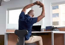 Standing Desk VS Exercise Ball - Bill Lentis Media