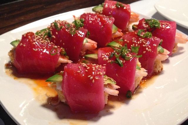 Sushi In Miami - Bill Lentis Media