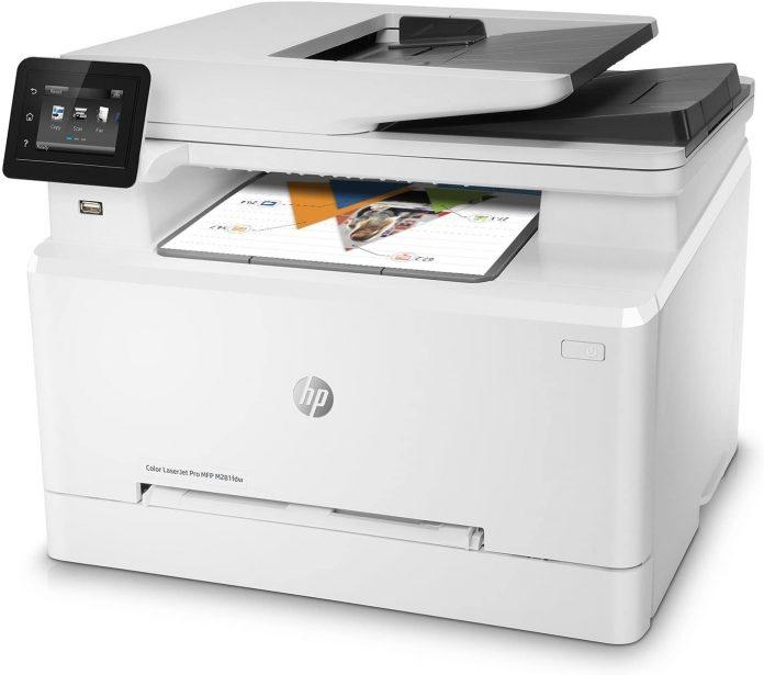 Best Color Laser Printer Chromebook