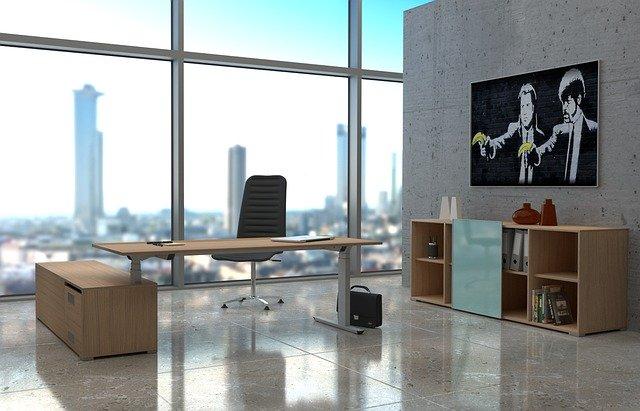 Who Used Standing Desks - Bill Lentis Media