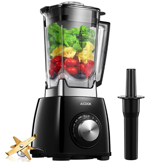 Aicook Smoothie Blender - Bill Lentis Media