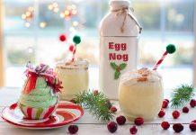 How To Make Eggnog In A Blender - Bill Lentis Media