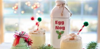 How To Make Eggnog In A Blender - Bill Lentis Media