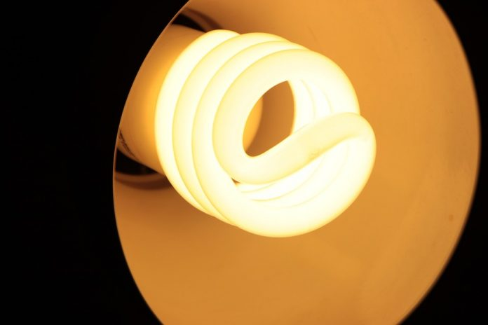 Compact Fluorescent Light Fixture - Bill Lentis Media
