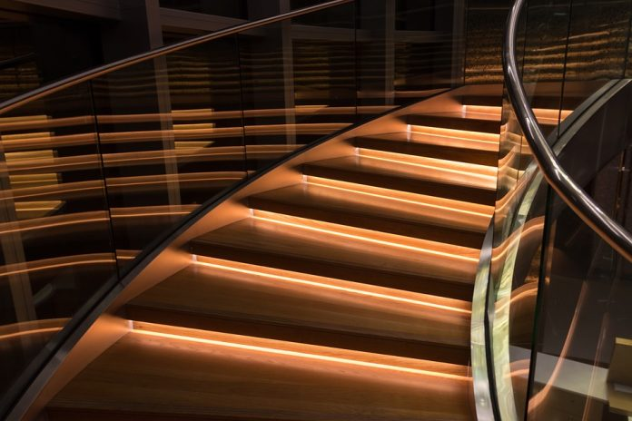 Illuminating The Stairs To Facilitate Good Visibility And Ease In Climbing Them - Bill Lentis Media