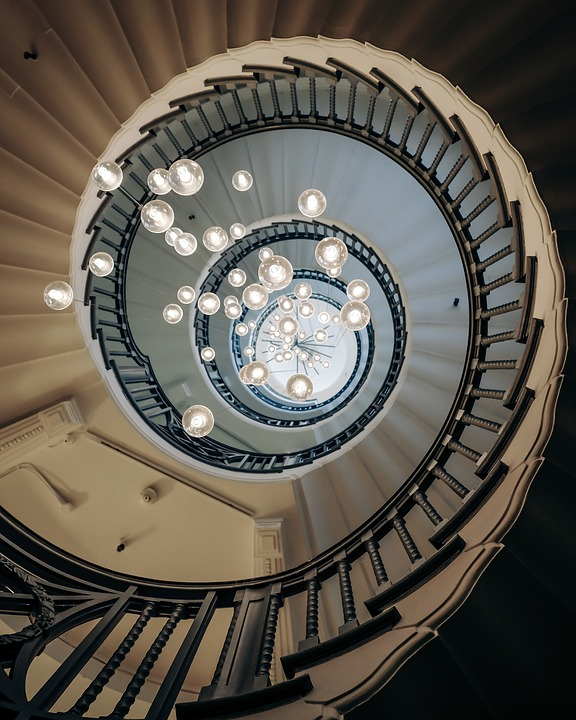 Illumination For Your Stairs - Bill Lentis Media