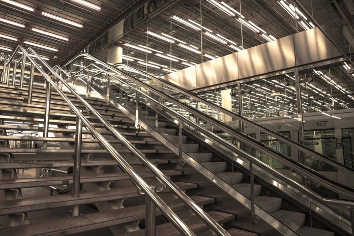 Keeping The Stairs Bright And We Lit For Beauty And Safety Reasons - Bill Lentis Media