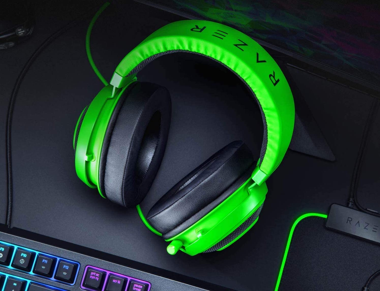 Razer Kraken Gaming Headset - 00814855023899 - BillLentis.com