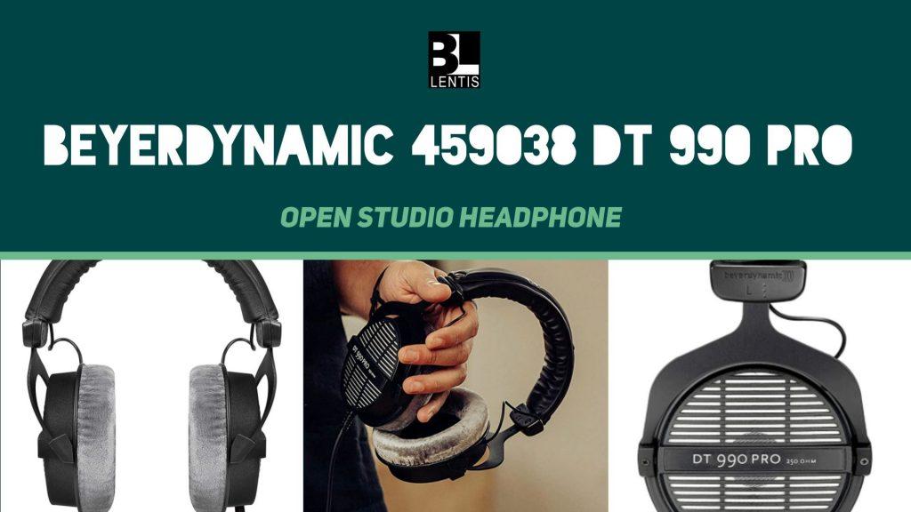 Beyerdynamic 459038 DT 990 PRO Open Studio Headphone -1 Bill Lentis Media