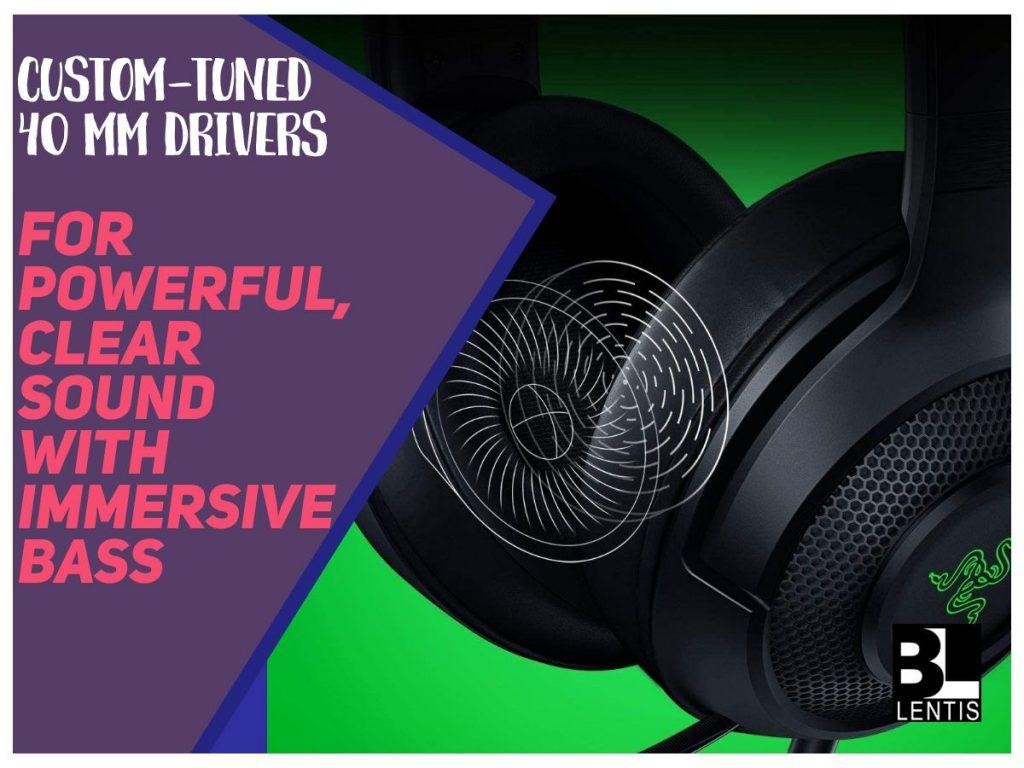 Razer Kraken X USB Review - Bill Lentis Media